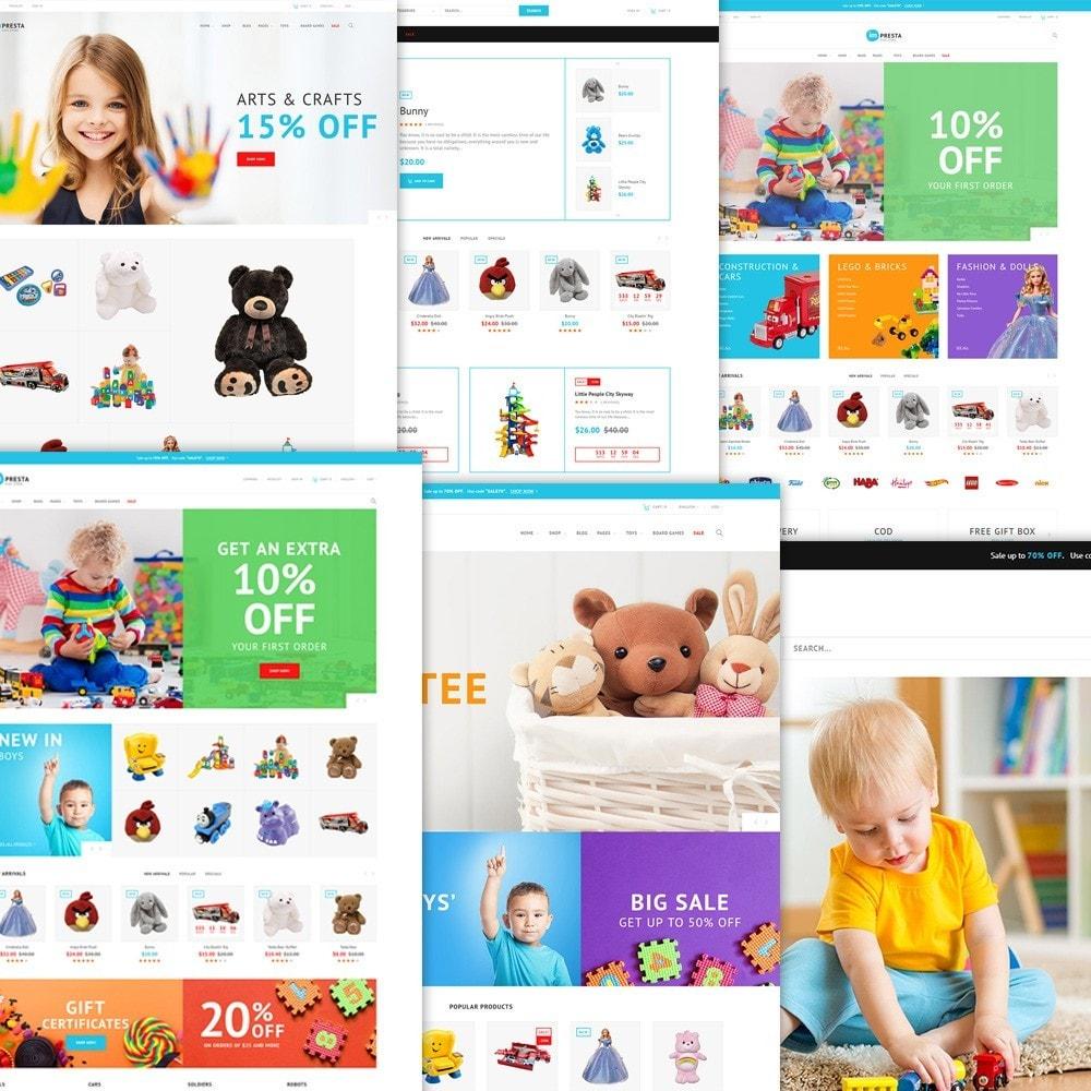 theme - Crianças & Brinquedos - Impresta - Kids Store - 2