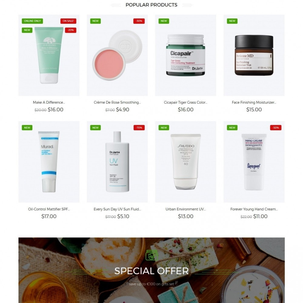 theme - Health & Beauty - Avena Cosmetics - 3