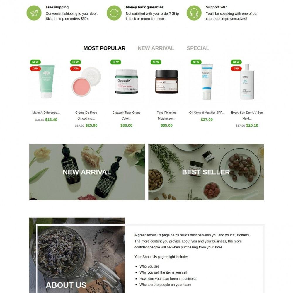 theme - Zdrowie & Uroda - DIY skin care Cosmetics - 3