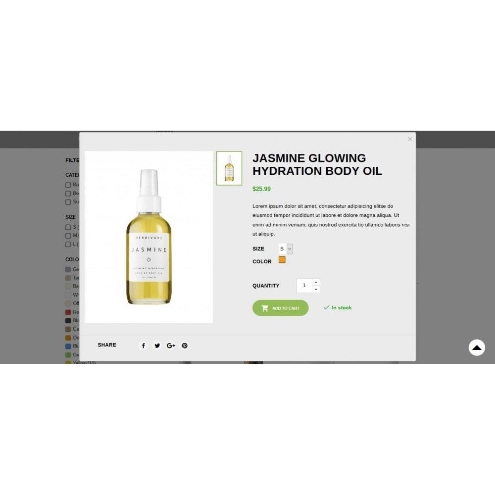 theme - Santé & Beauté - DIY skin care Cosmetics - 10