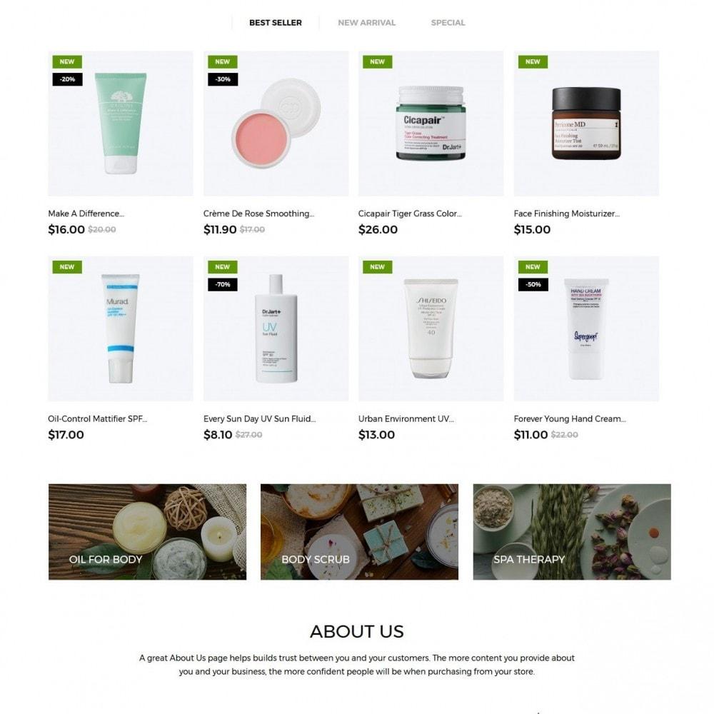 theme - Santé & Beauté - Purely Cosmetics - 2
