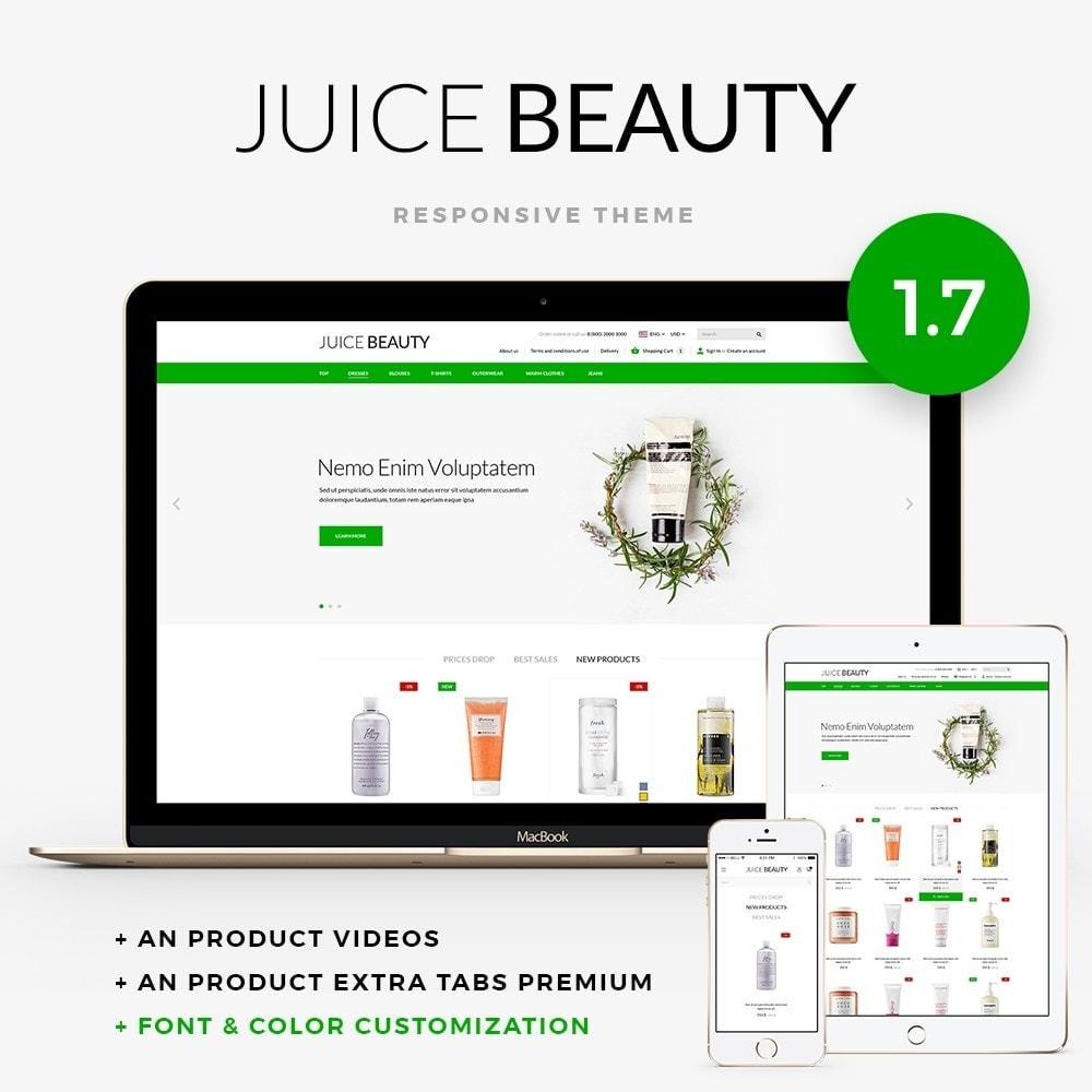theme - Santé & Beauté - Juice Beauty Cosmetics - 1
