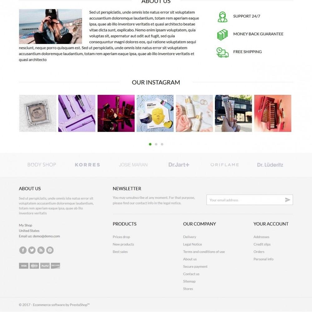 theme - Santé & Beauté - Juice Beauty Cosmetics - 5