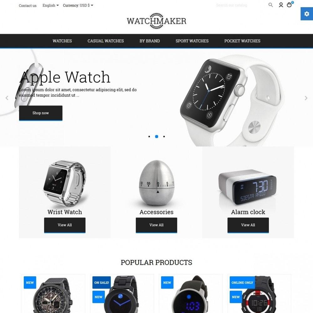theme - Bijoux & Accessoires - Watchmaker - 2
