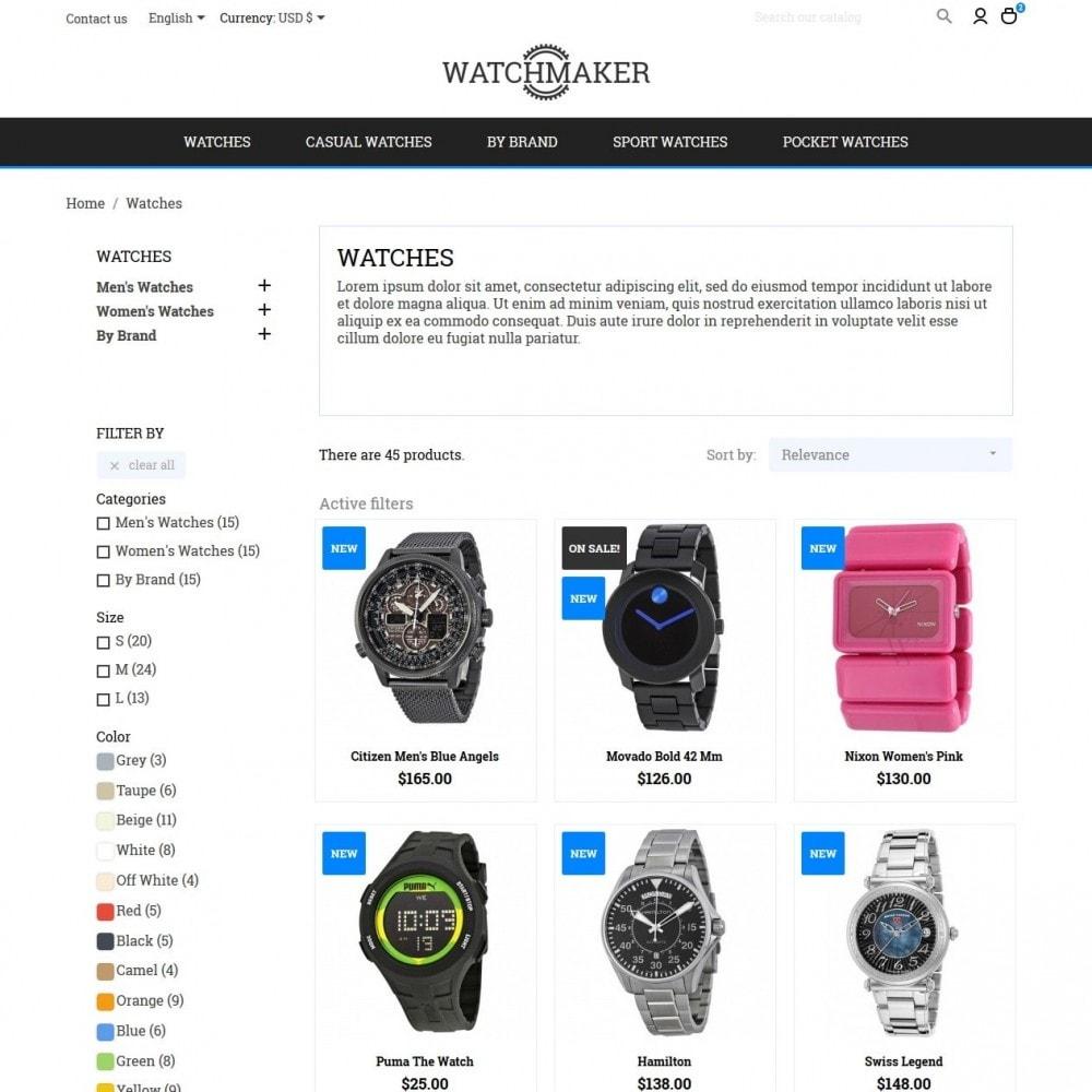 theme - Bijoux & Accessoires - Watchmaker - 5