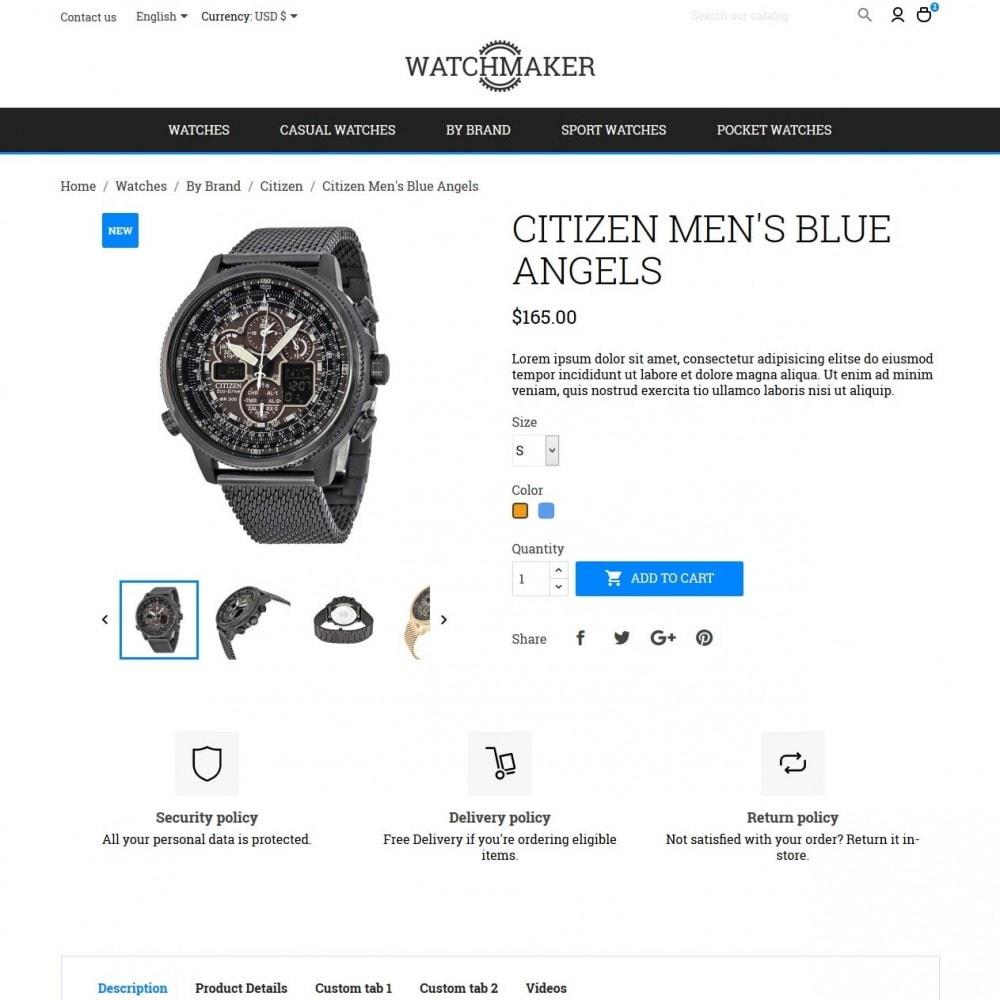 theme - Bijoux & Accessoires - Watchmaker - 6