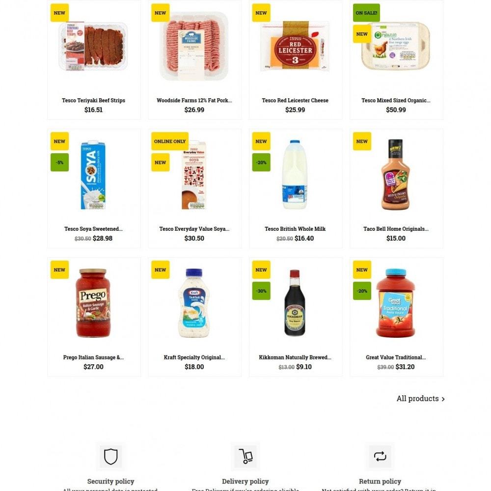 theme - Lebensmittel & Restaurants - FoodTime - 3