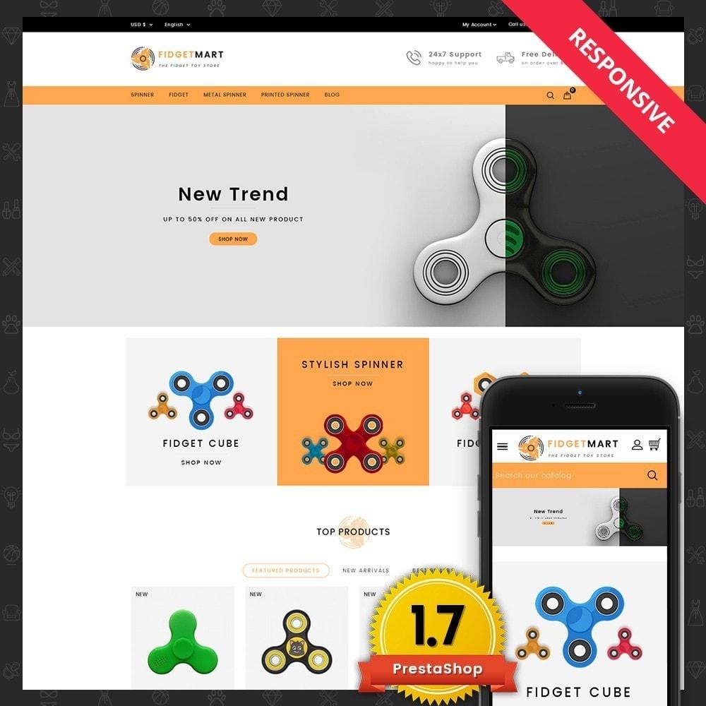 theme - Crianças & Brinquedos - Fidget Mart - 1