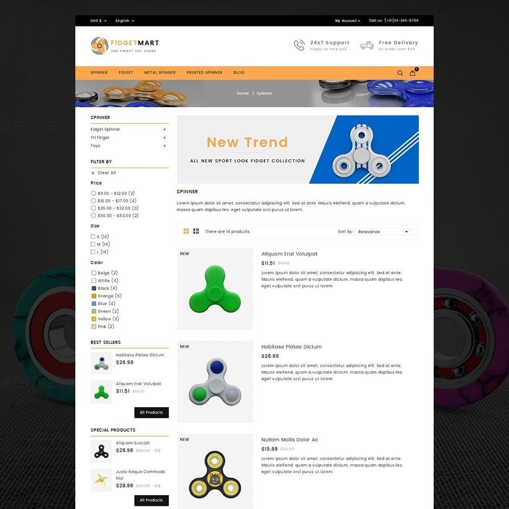theme - Crianças & Brinquedos - Fidget Mart - 5