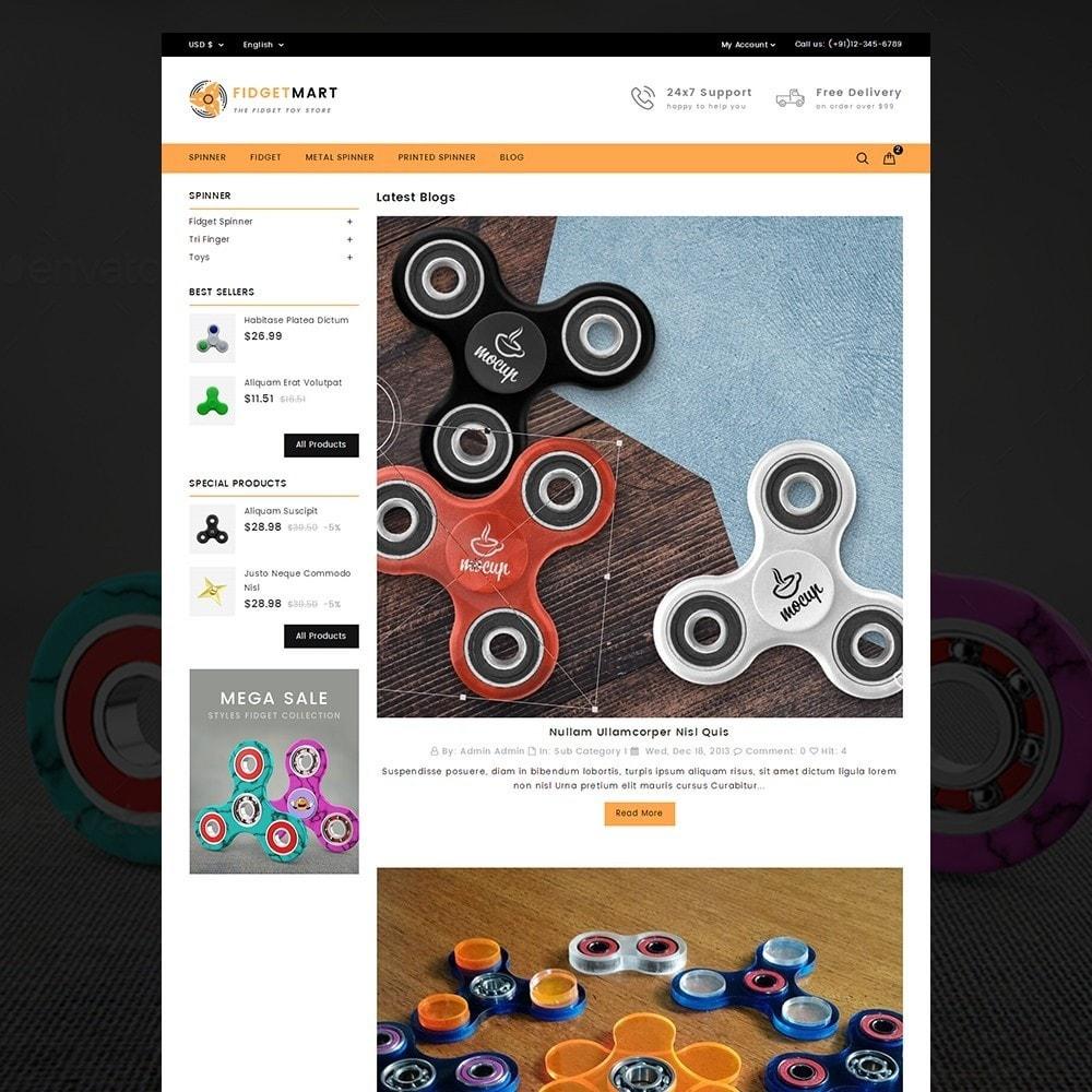 theme - Crianças & Brinquedos - Fidget Mart - 6