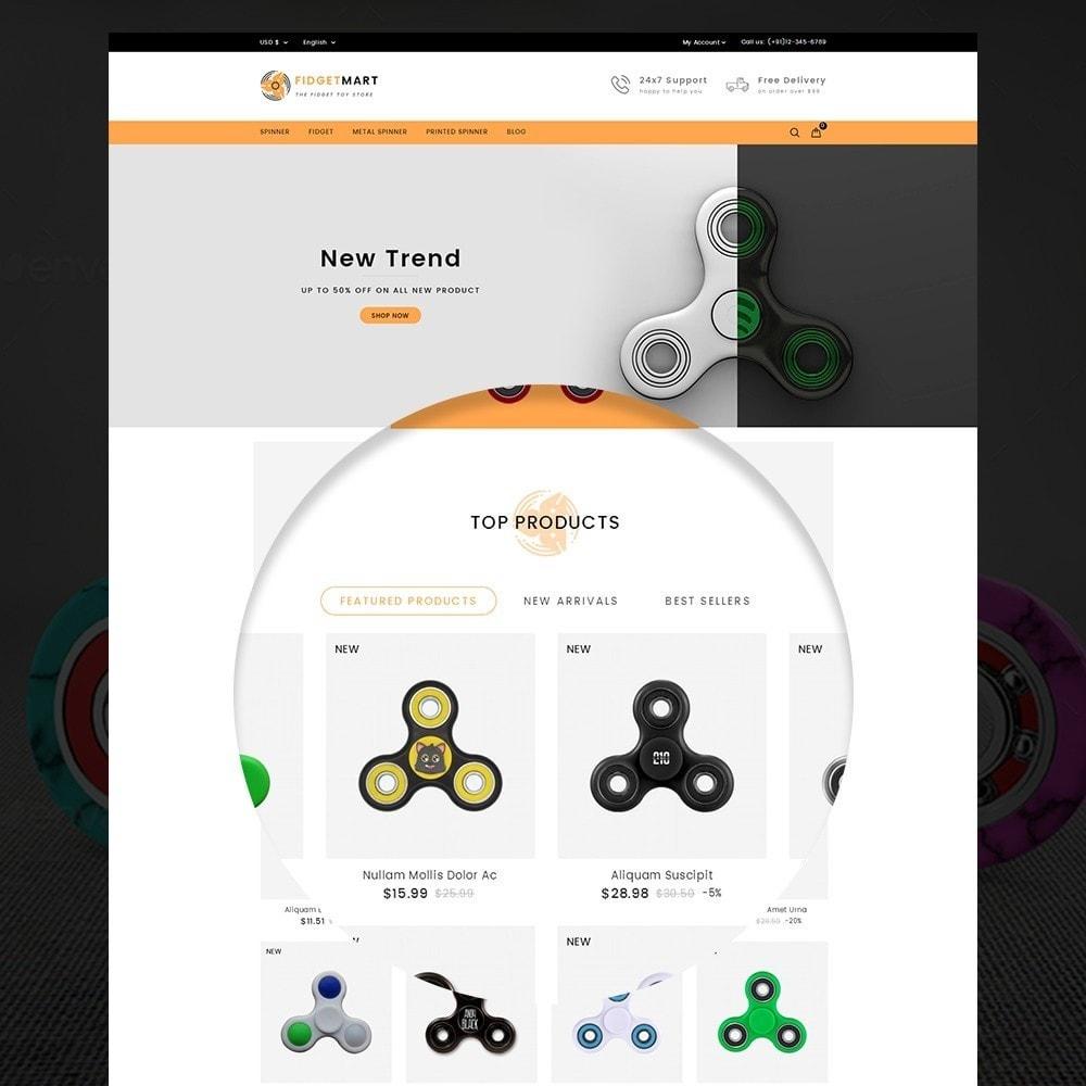 theme - Crianças & Brinquedos - Fidget Mart - 8