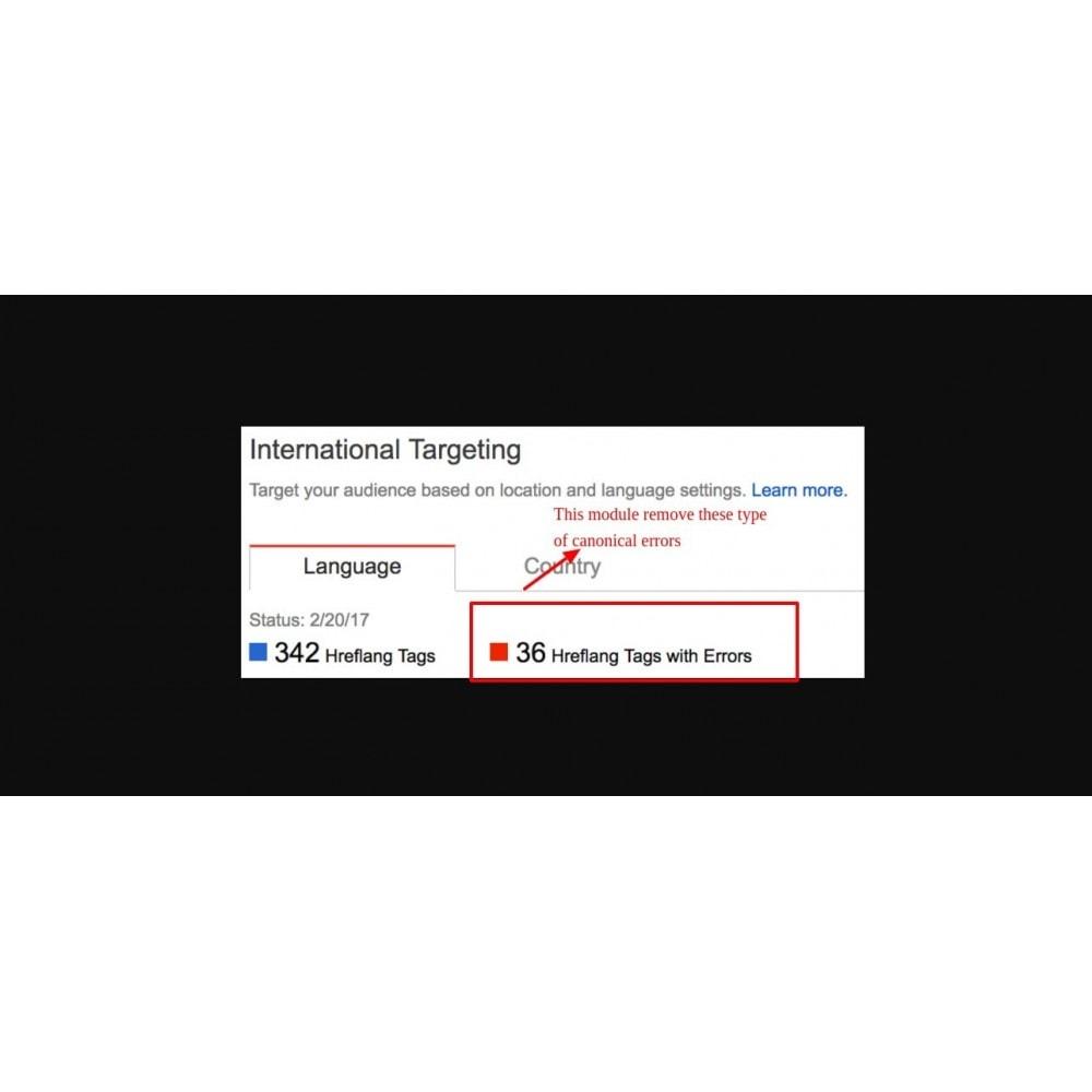 module - Естественная поисковая оптимизация - SEO Canonical Pluse hrflag - 4
