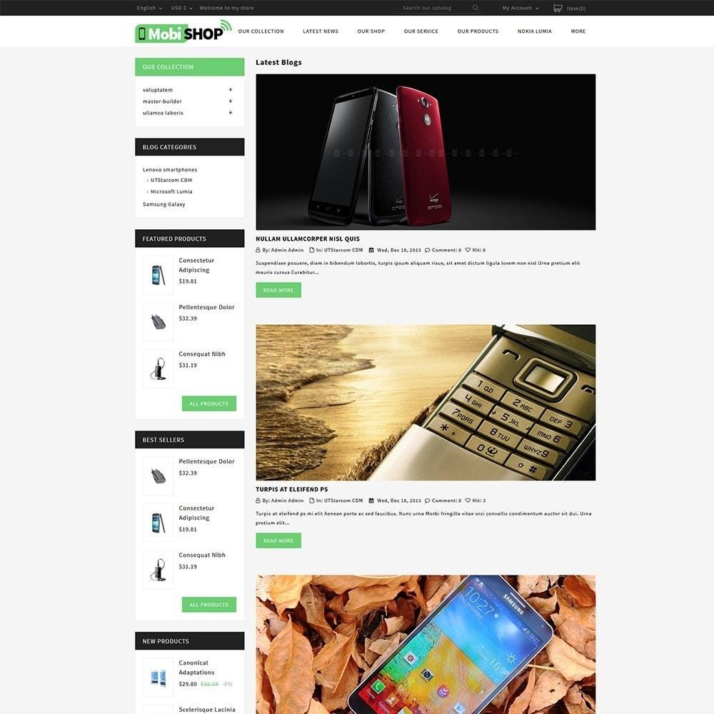 theme - Шаблоны PrestaShop - Mobishop Onestop Mobile Store - 6