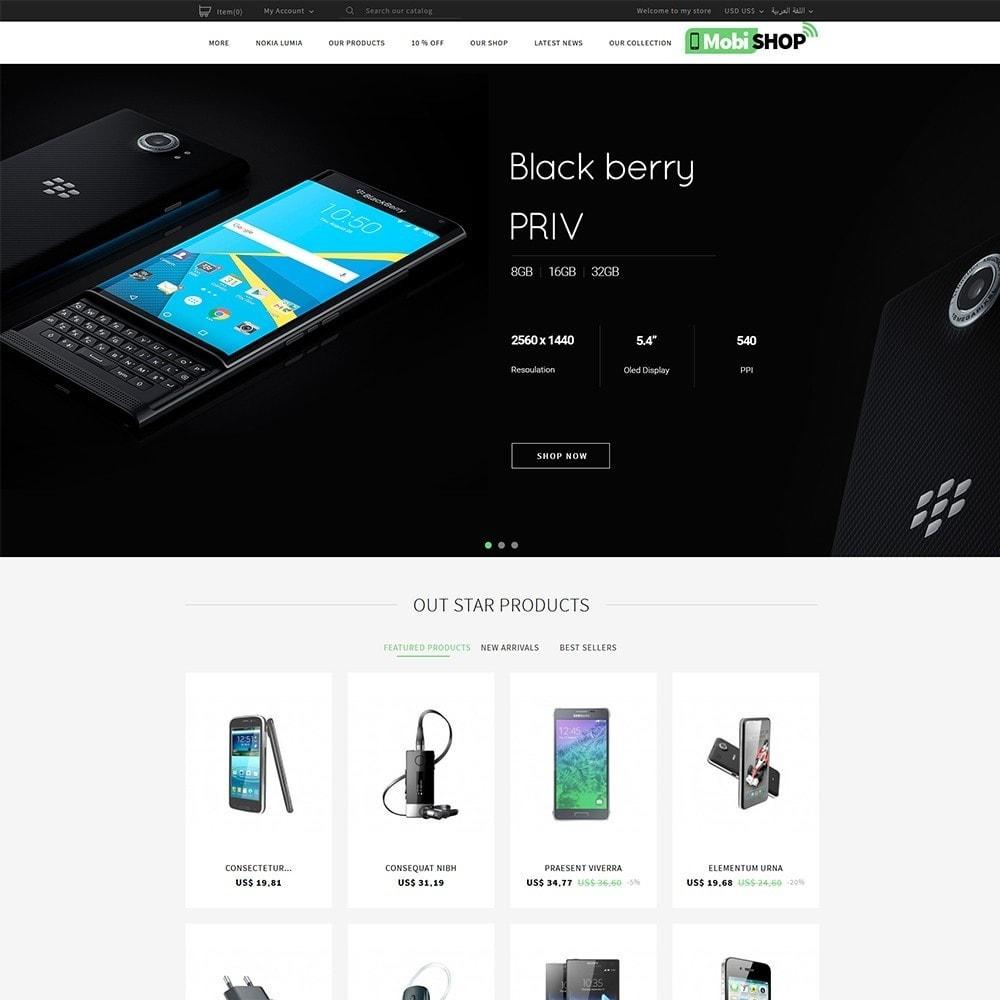 theme - Template PrestaShop - Mobishop Onestop Mobile Store - 7