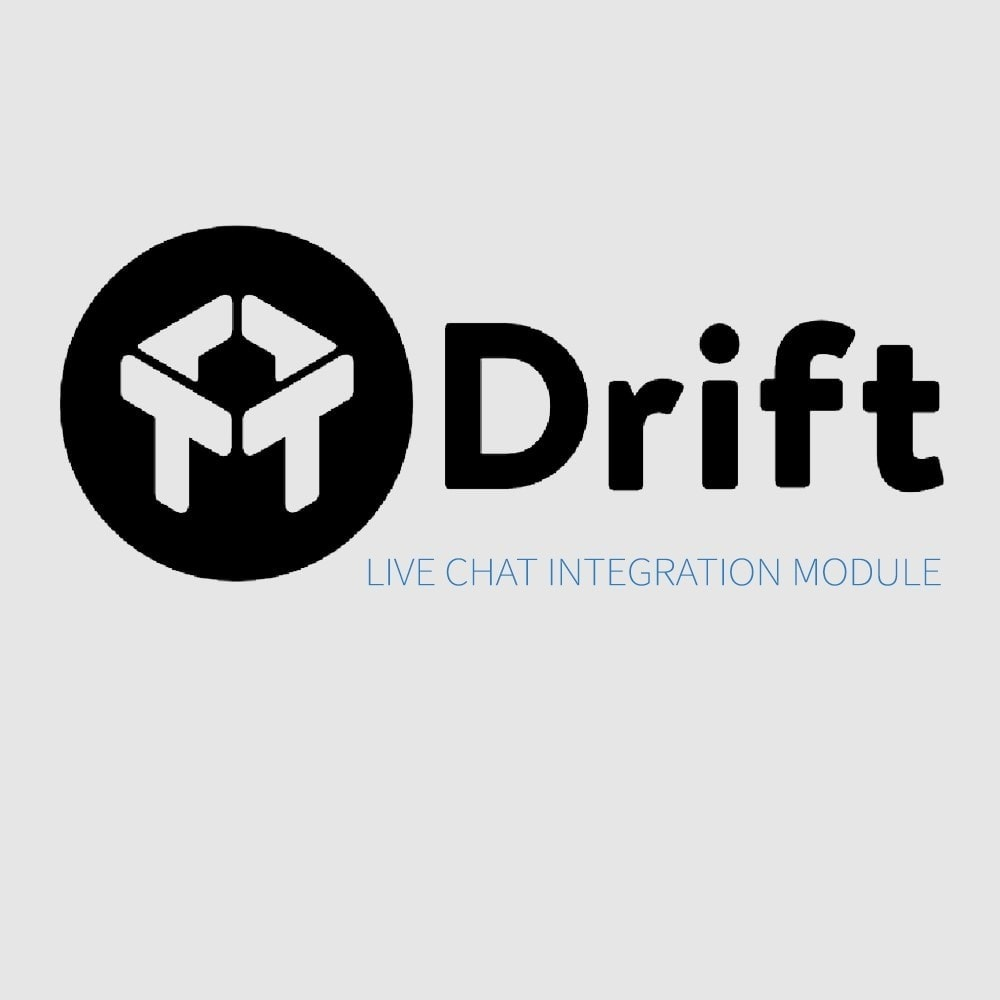 module - Support & Chat Online - Drift Live Chat Integration - 1