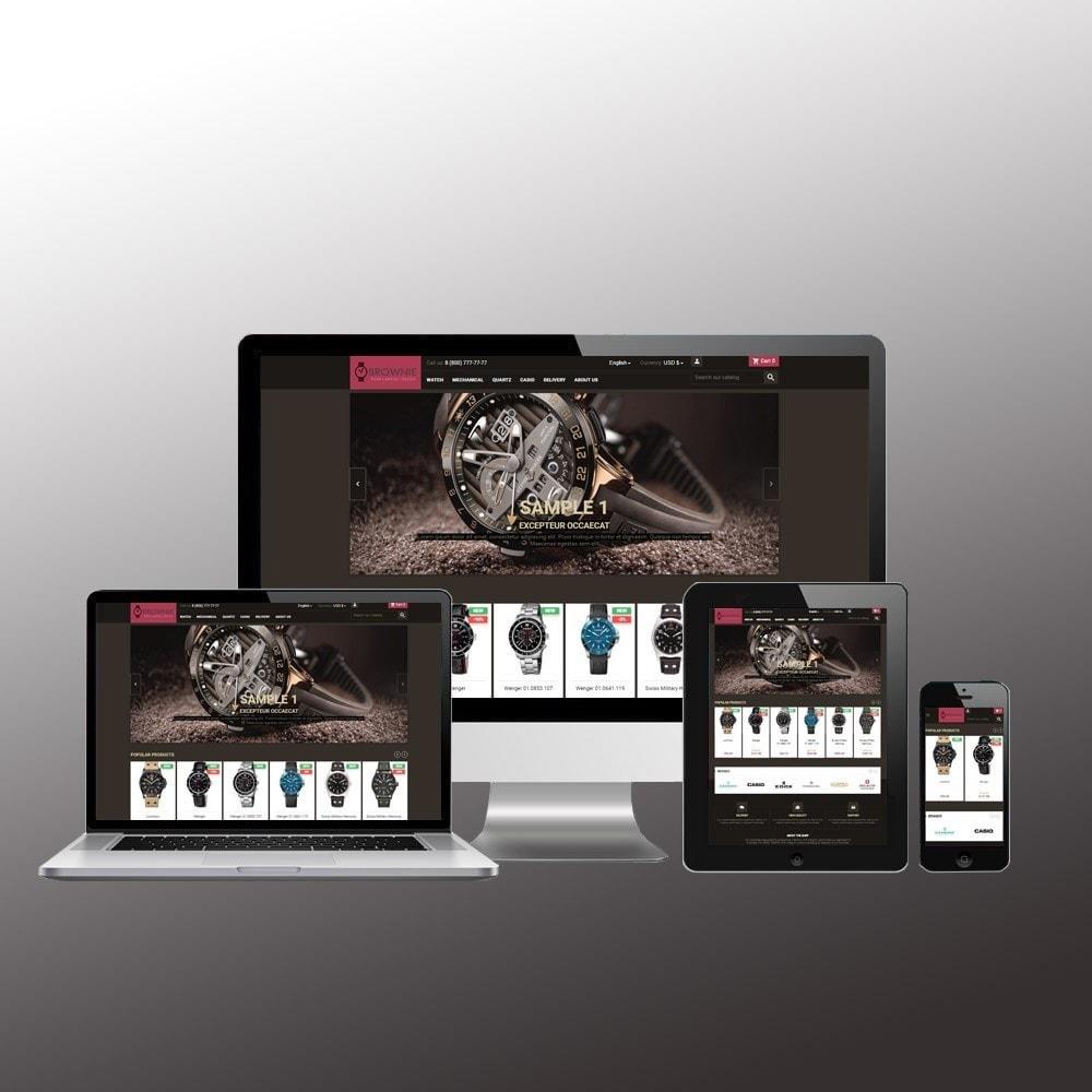 theme - Joalheria & Acessórios - Brownie expensive products store - 1