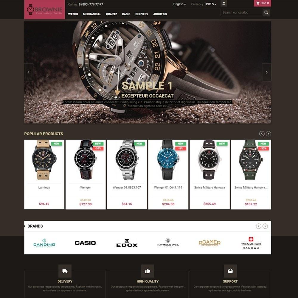 theme - Joalheria & Acessórios - Brownie expensive products store - 2