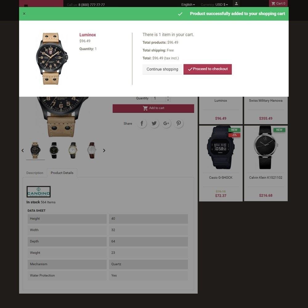 theme - Joalheria & Acessórios - Brownie expensive products store - 5