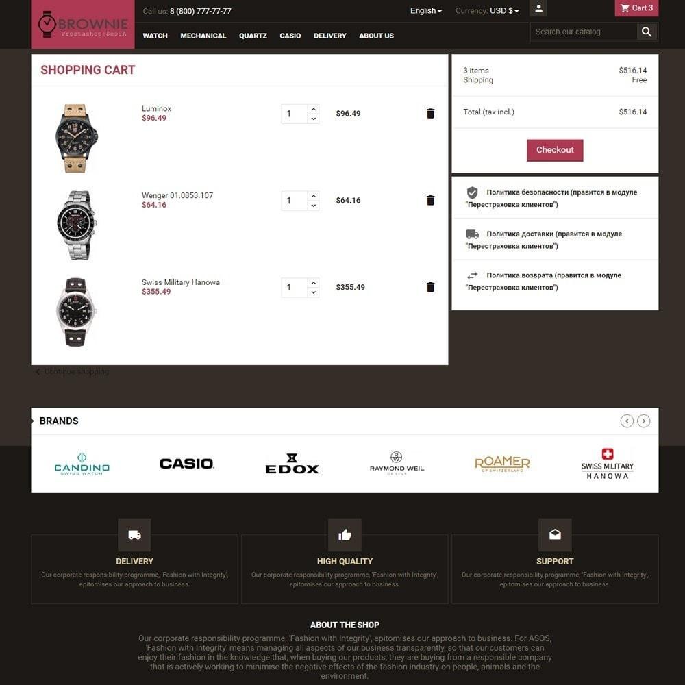 theme - Joalheria & Acessórios - Brownie expensive products store - 6