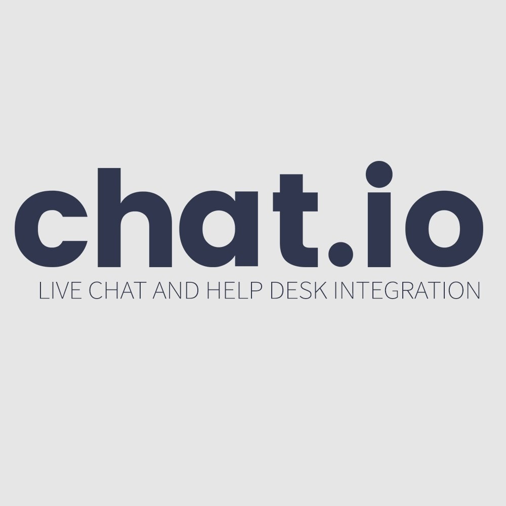 module - Support & Chat Online - Chat.io - Live Chat and Help Desk Integration - 1