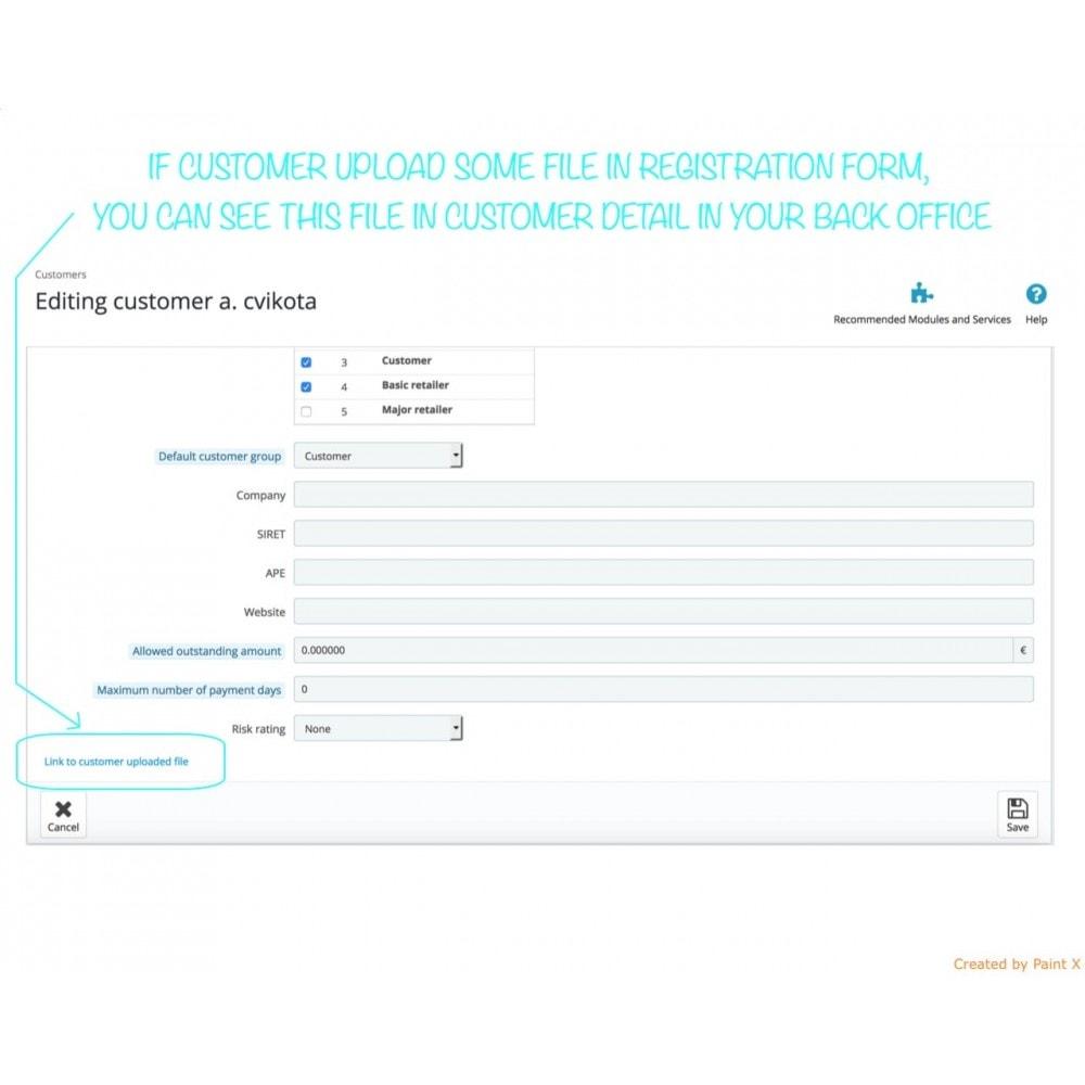 module - B2B - B2B Validierung Reg. User und Preisedecken für Besucher - 9