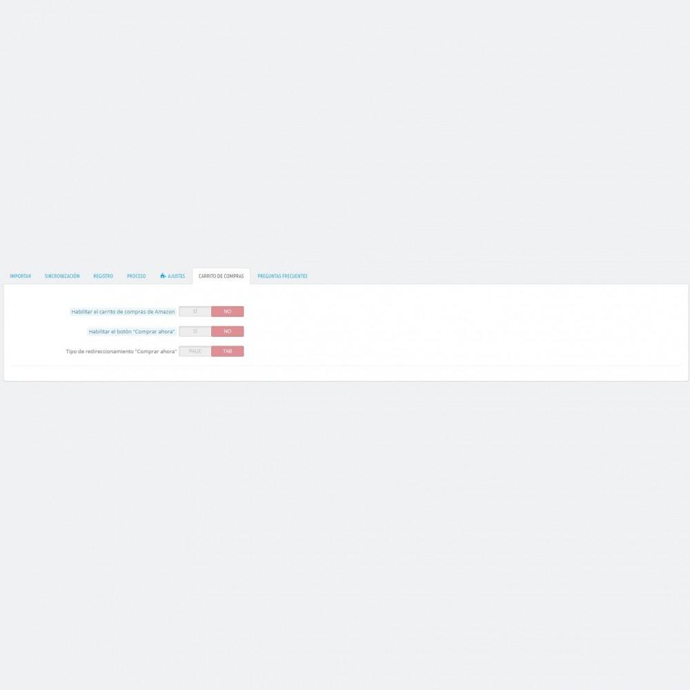 module - Marketplaces - Amazon Affiliate Shop Import - 3