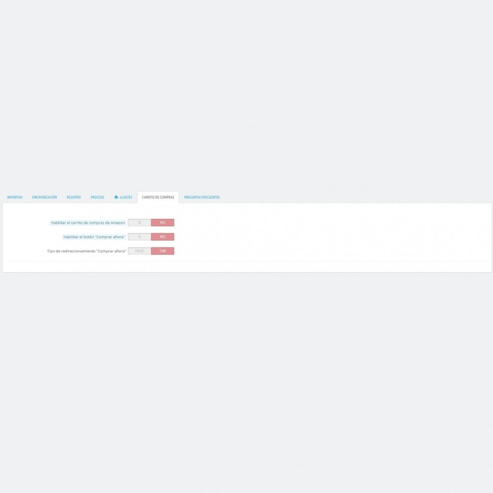 module - Marketplaces - Productos Importados de Amazon + Carrito de compras - 3