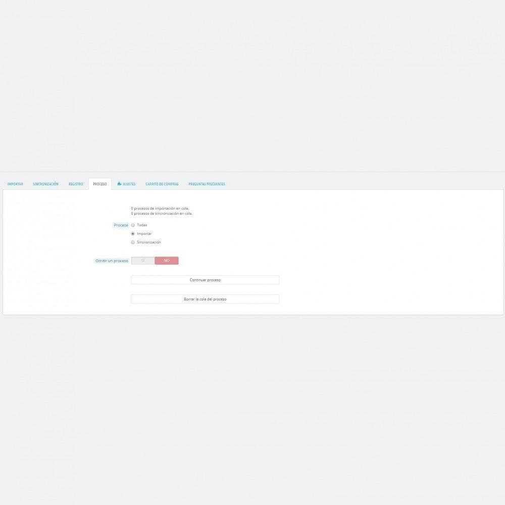 module - Marketplaces - Amazon Affiliate Shop Import - 4