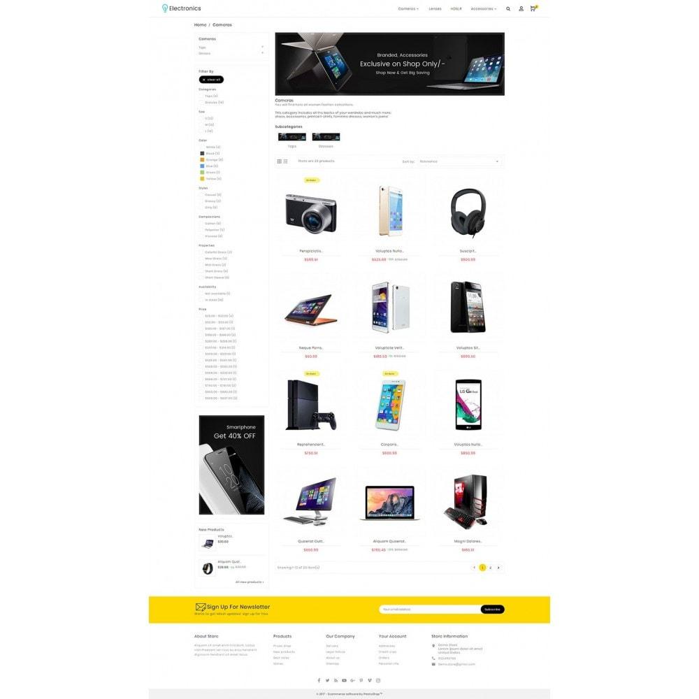 theme - Электроника и компьютеры - Electronics Store - 3