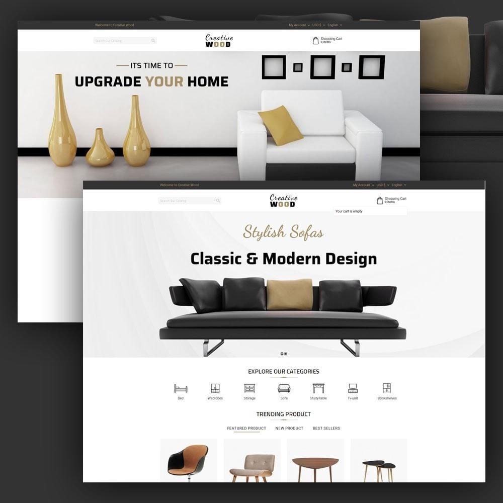 theme - Huis & Buitenleven - Creative Wood - 2
