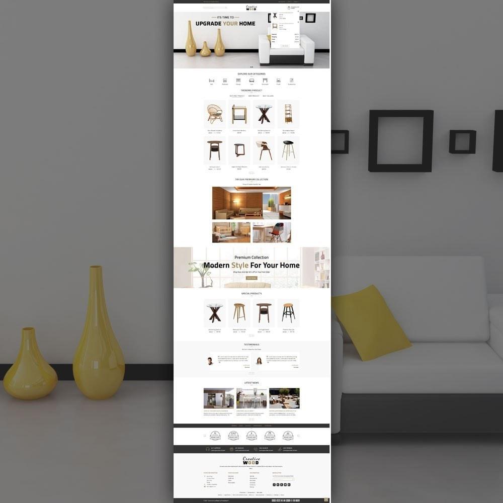 theme - Huis & Buitenleven - Creative Wood - 3