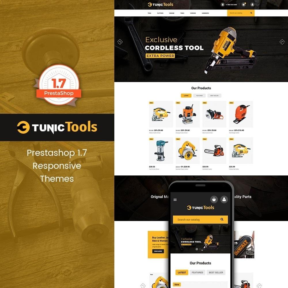 theme - Auto's & Motoren - Mega Tool Store - 1