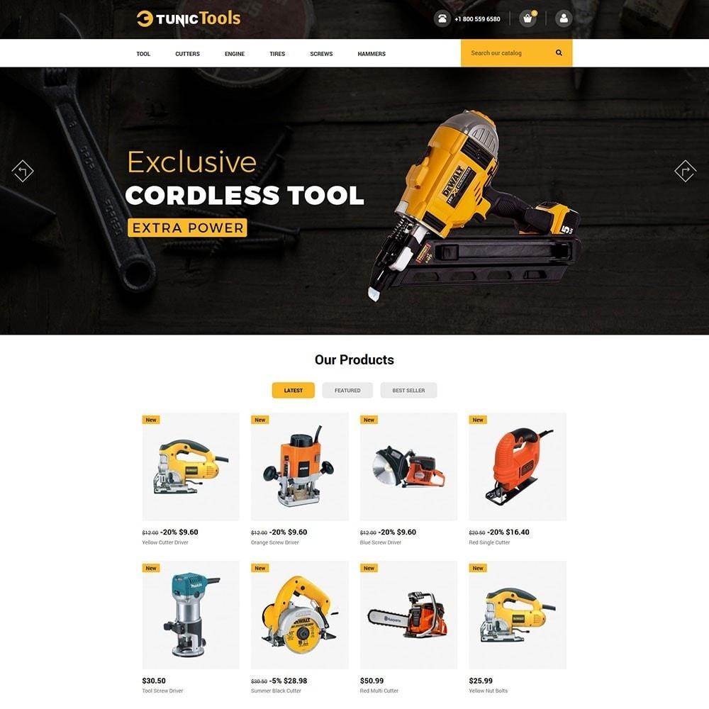 theme - Auto's & Motoren - Mega Tool Store - 2