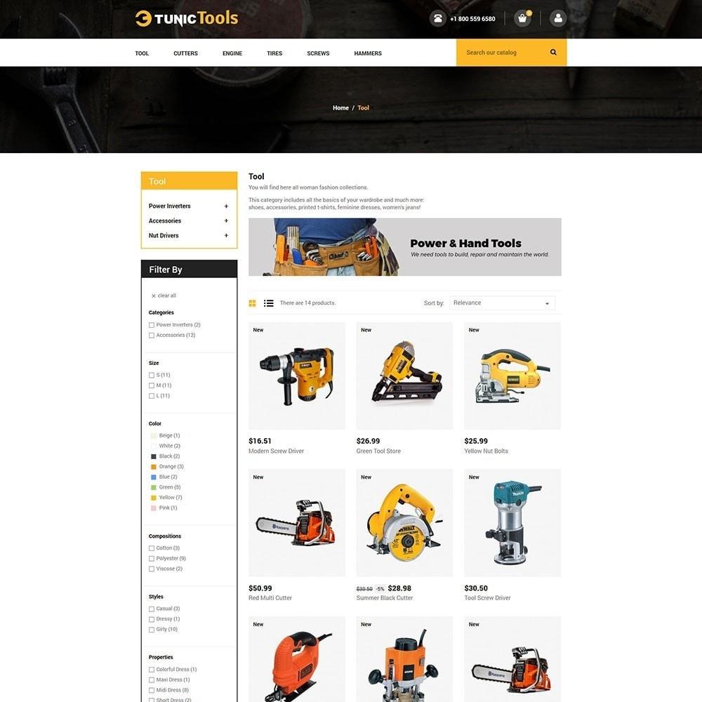 theme - Auto's & Motoren - Mega Tool Store - 3