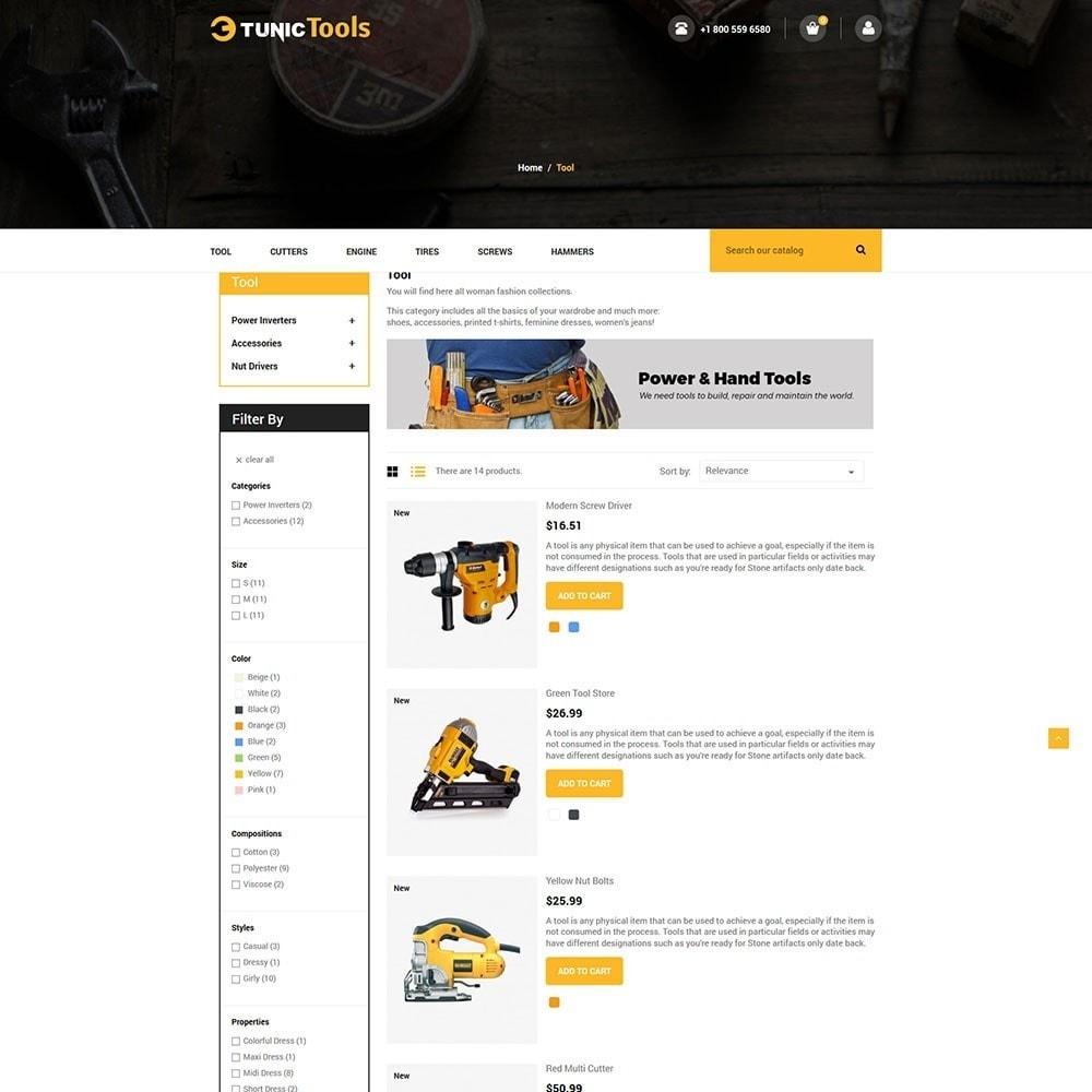 theme - Auto's & Motoren - Mega Tool Store - 4