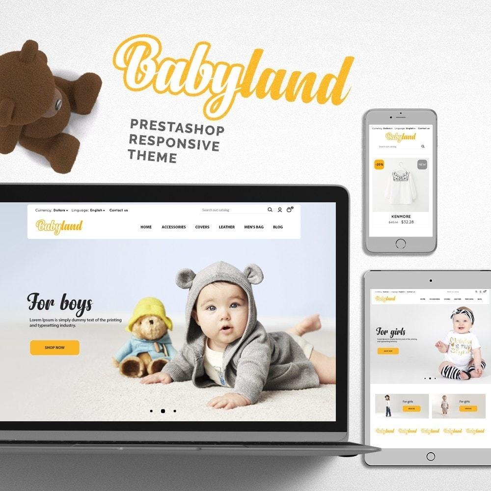 theme - Zabawki & Artykuły dziecięce - Babyland - 1