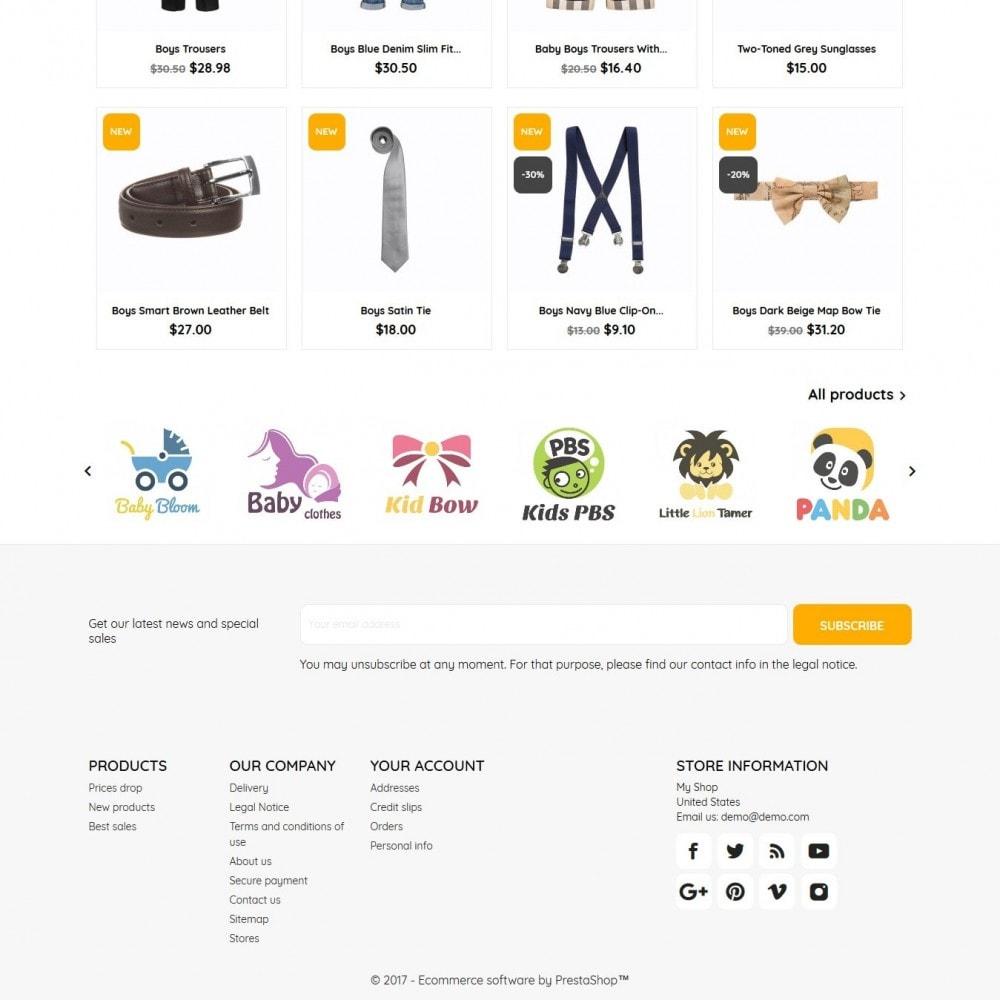 theme - Zabawki & Artykuły dziecięce - Babyland - 4
