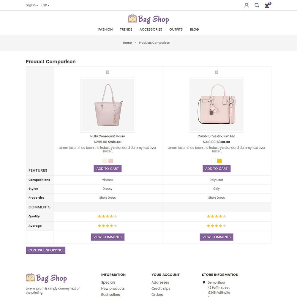 theme - Moda y Calzado - Bag Shop - 7
