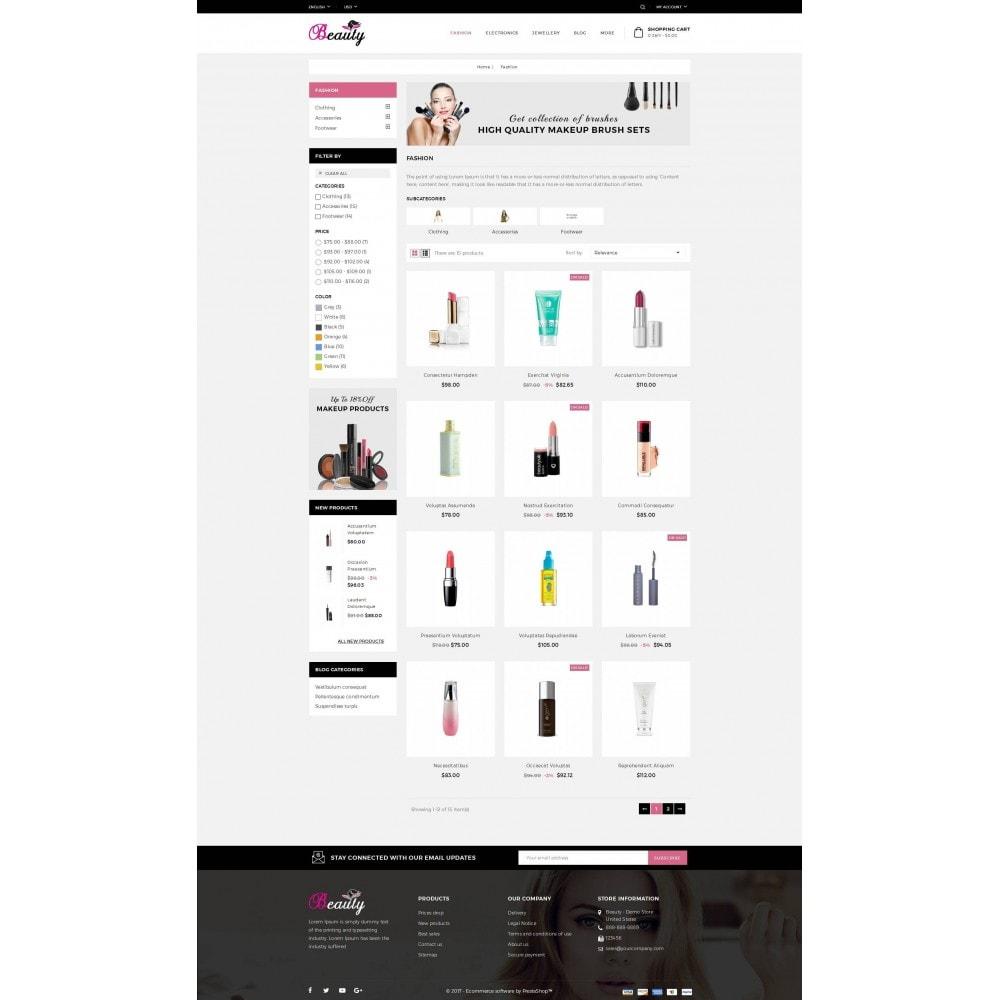 theme - Gezondheid & Schoonheid - Beauty Store - 3