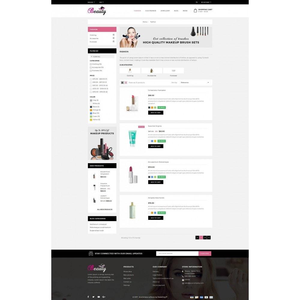 theme - Gezondheid & Schoonheid - Beauty Store - 4