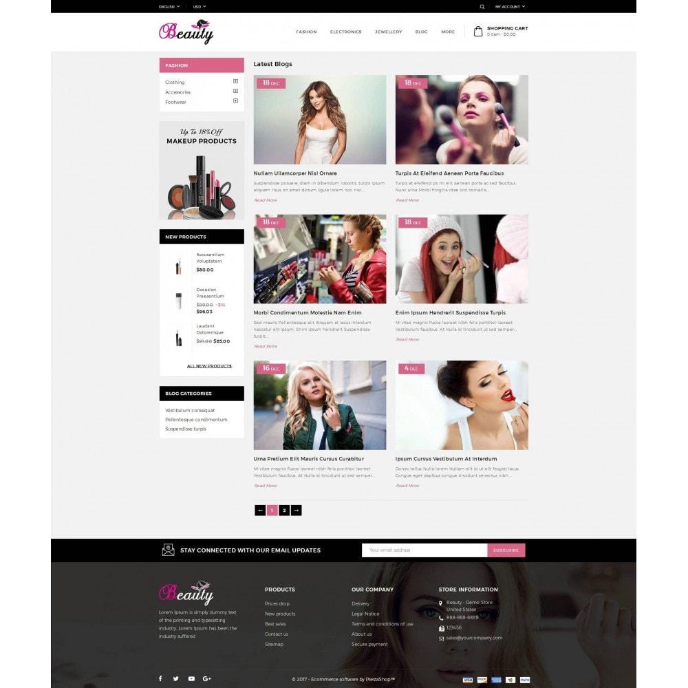 theme - Gezondheid & Schoonheid - Beauty Store - 9