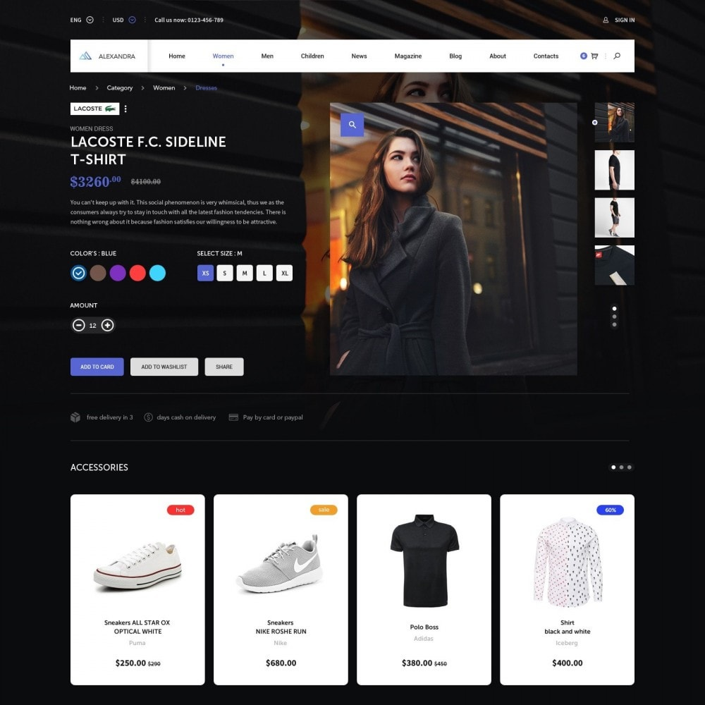 theme - Mode & Schuhe - Brand Store of Clothes - 3