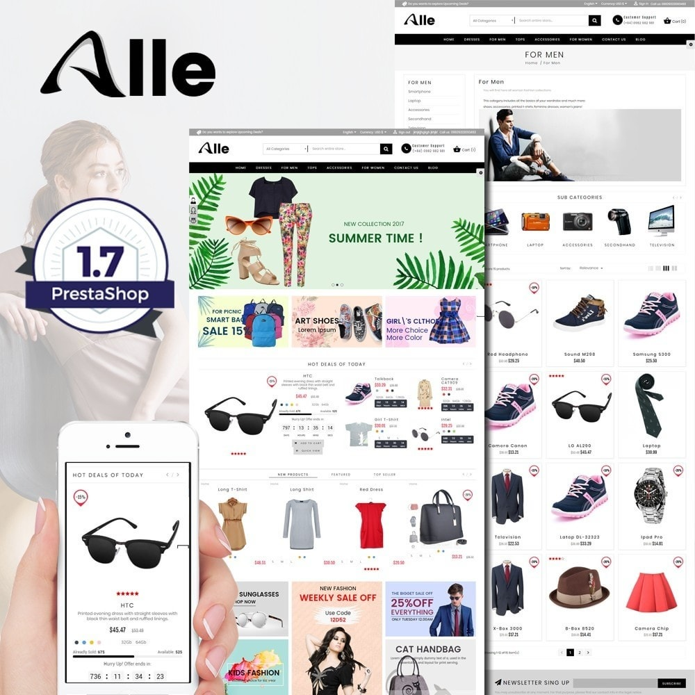 theme - Mode & Schuhe - Alle Fashion Center - 1