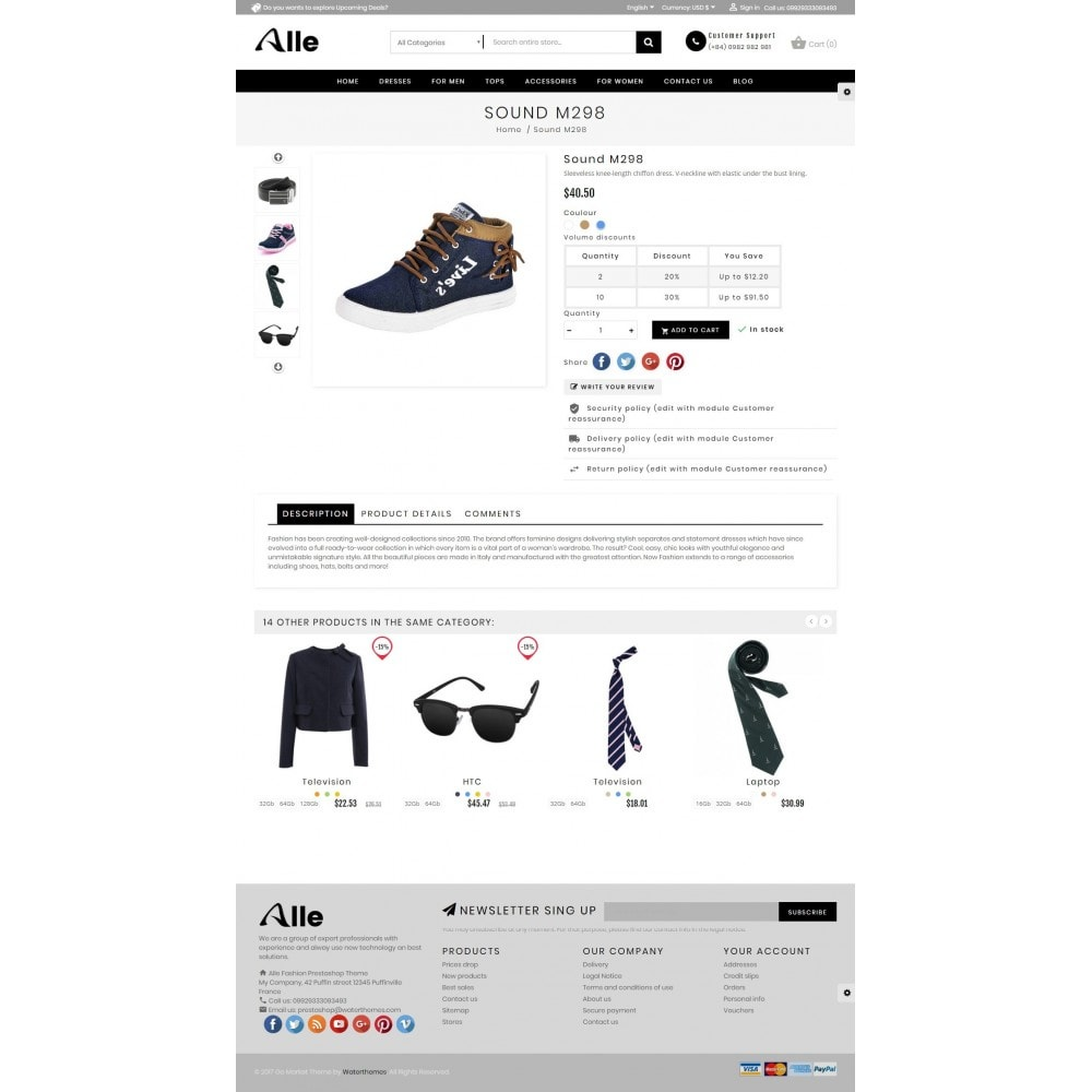 theme - Mode & Schuhe - Alle Fashion Center - 5