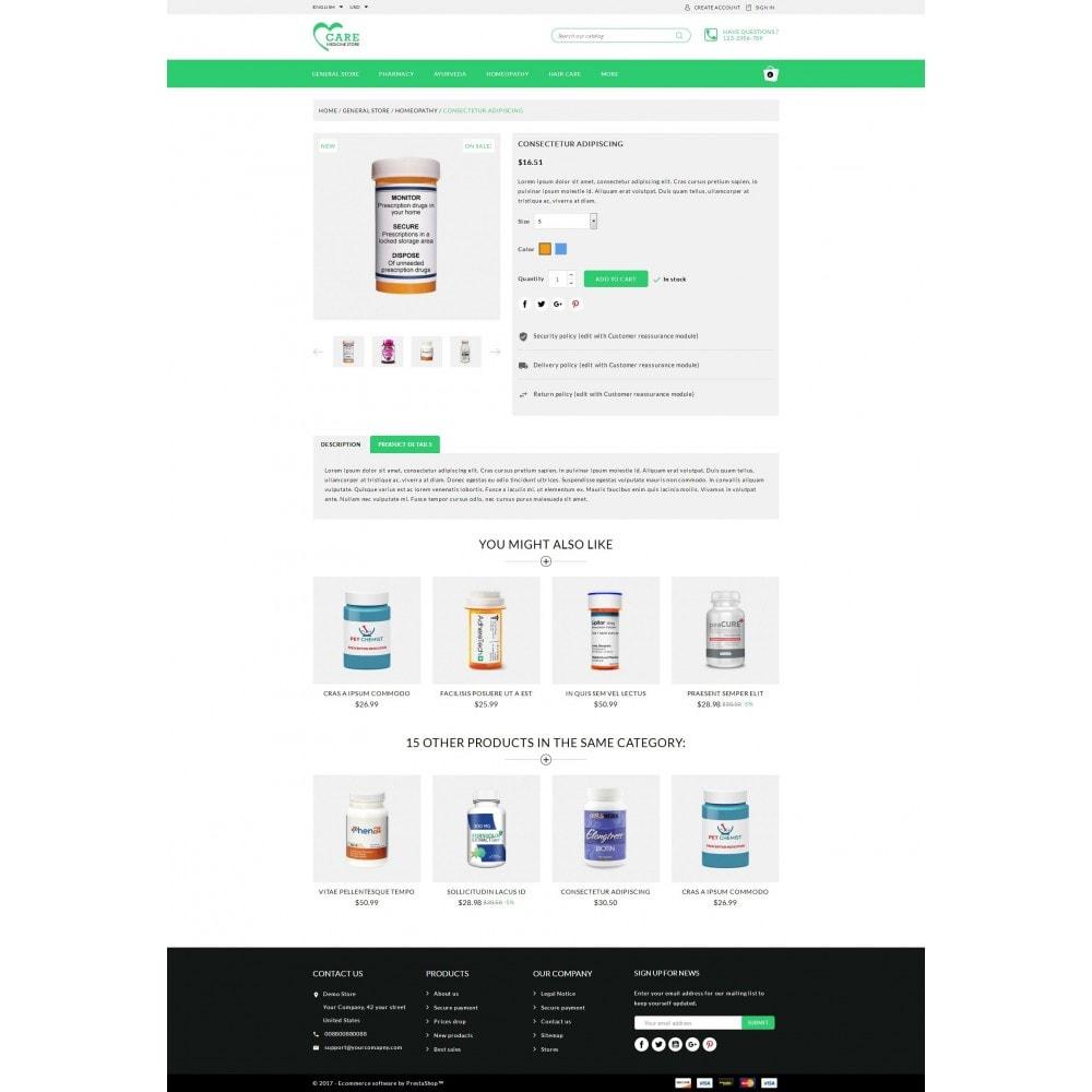 theme - Gezondheid & Schoonheid - Care - Medicine store - 5