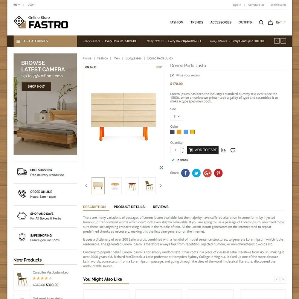 theme - Huis & Buitenleven - Fastro Furniture Shop - 5