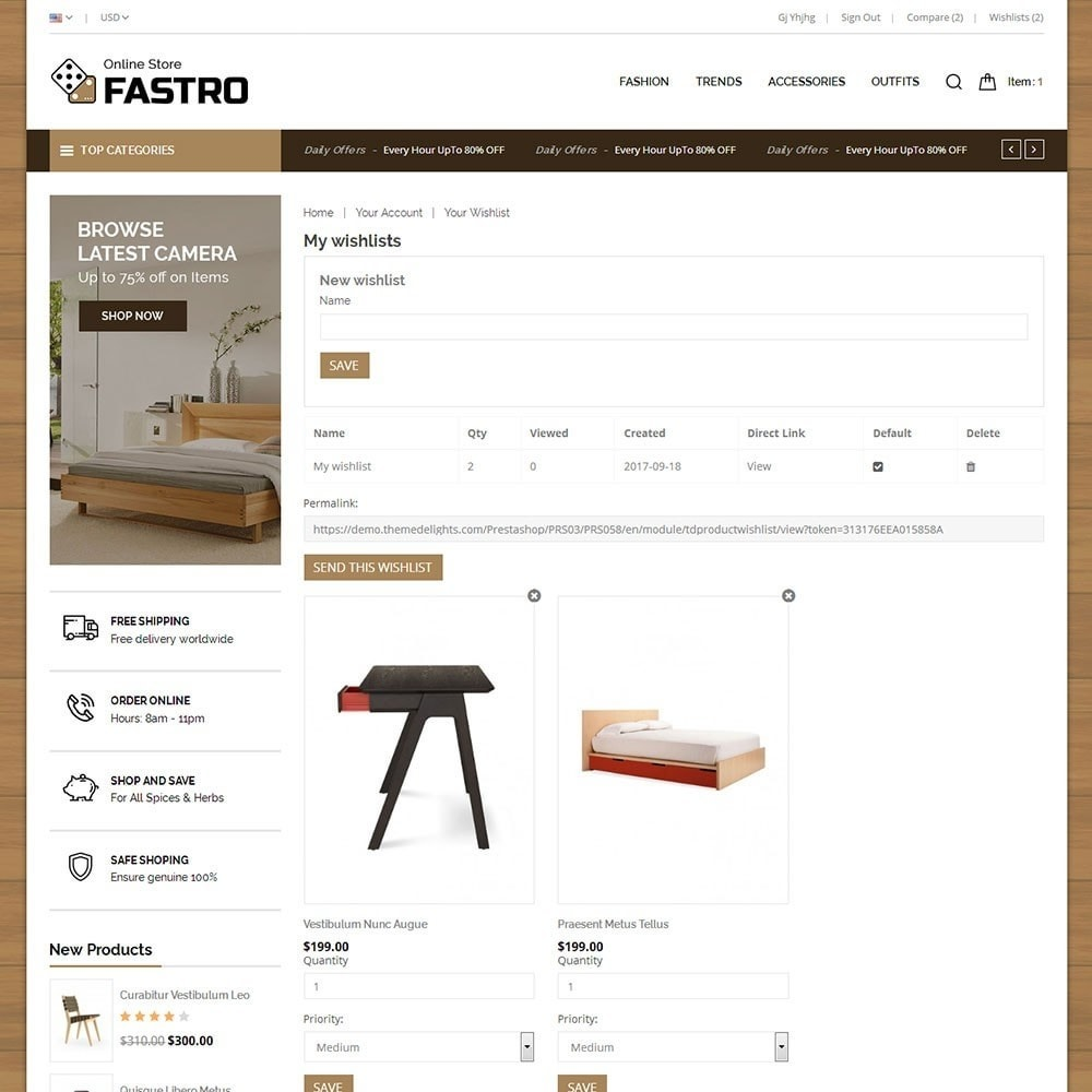 theme - Huis & Buitenleven - Fastro Furniture Shop - 8