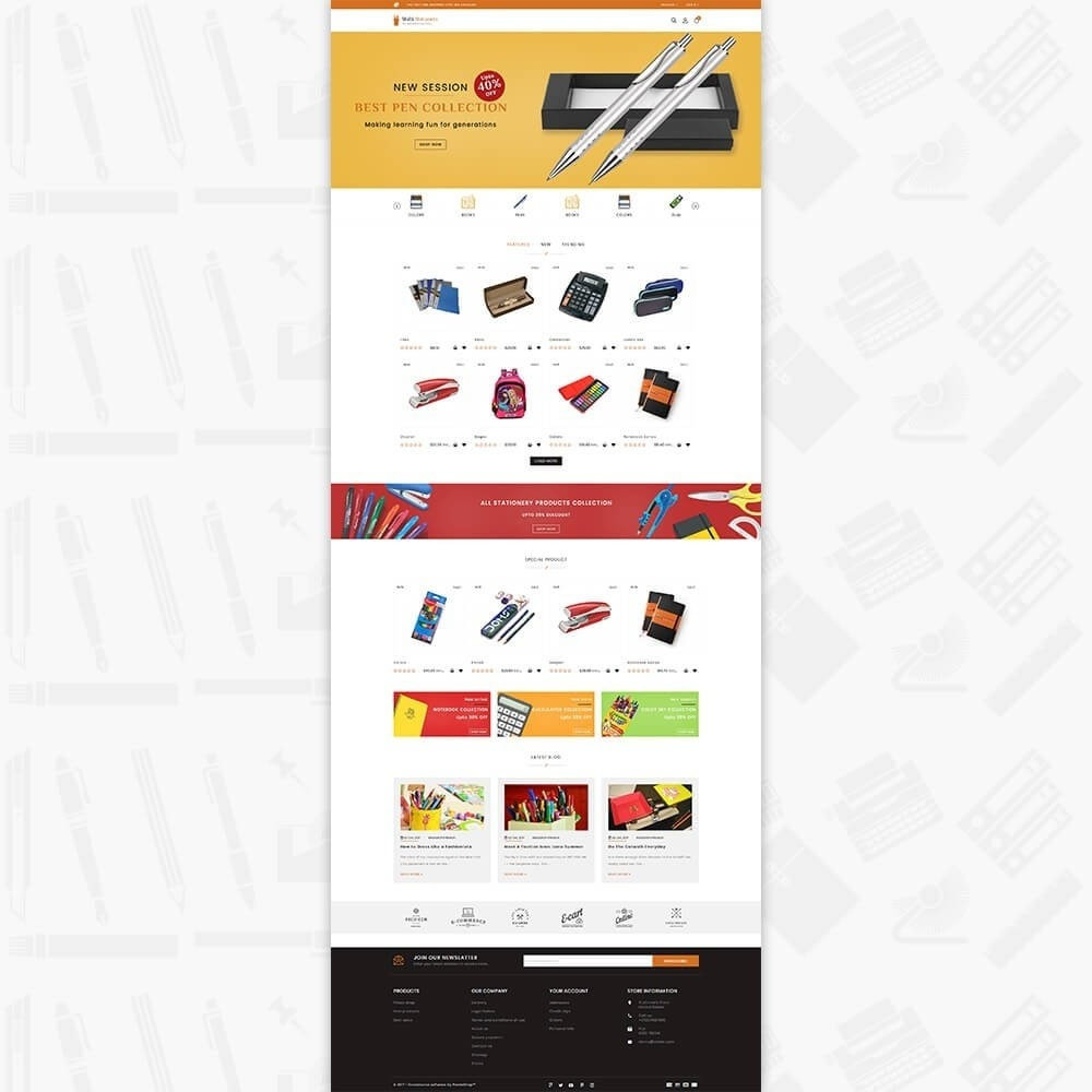 theme - Sport, Activiteiten & Reizen - MutiStationery - The Best Stationary Store - 2