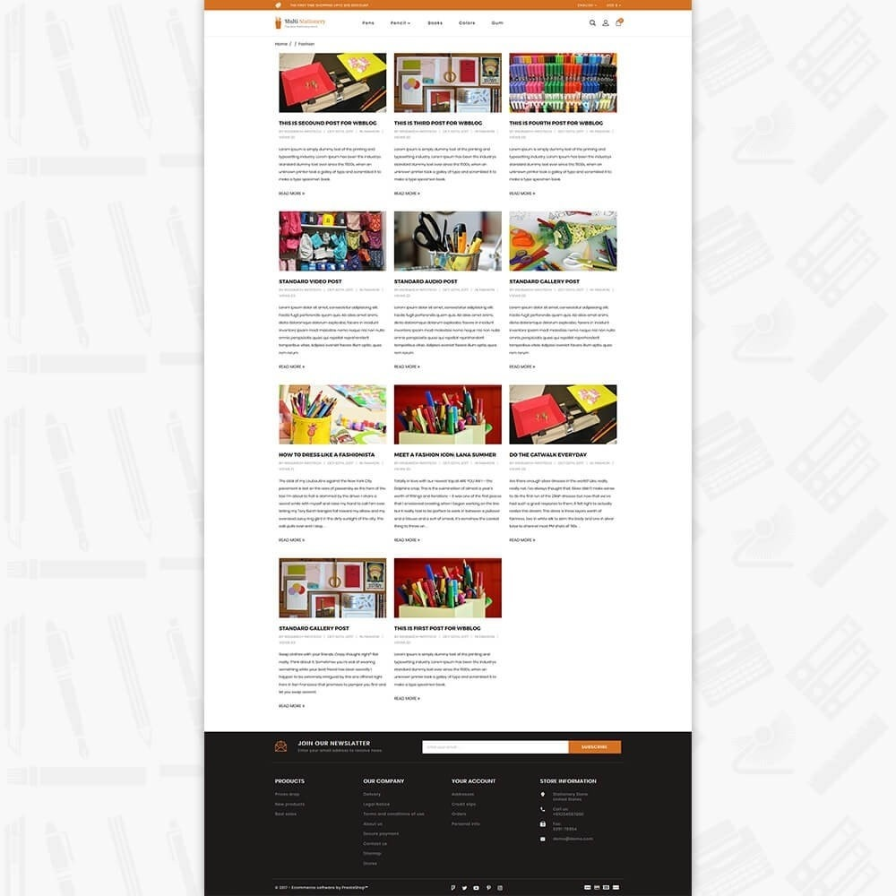 theme - Sport, Activiteiten & Reizen - MutiStationery - The Best Stationary Store - 6