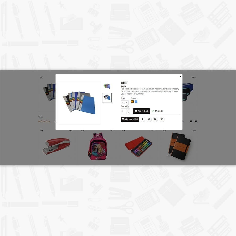 theme - Sport, Activiteiten & Reizen - MutiStationery - The Best Stationary Store - 7
